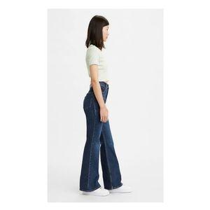 Levi's|70's High Rise Flare Jeans Sonoma Train Dark Wash Size 30W X 32 L